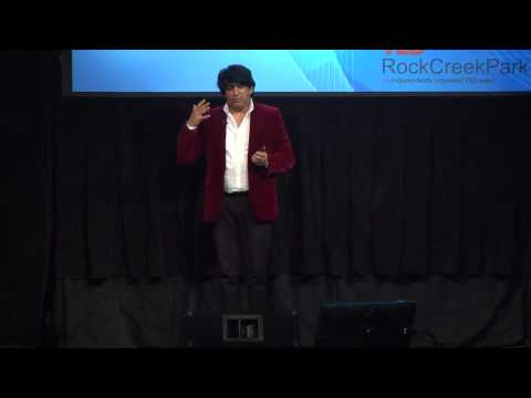 WIRED FOR SUCCESS: The Science of Possibility: Srini Pillay, MD at TEDxRockCreekPark