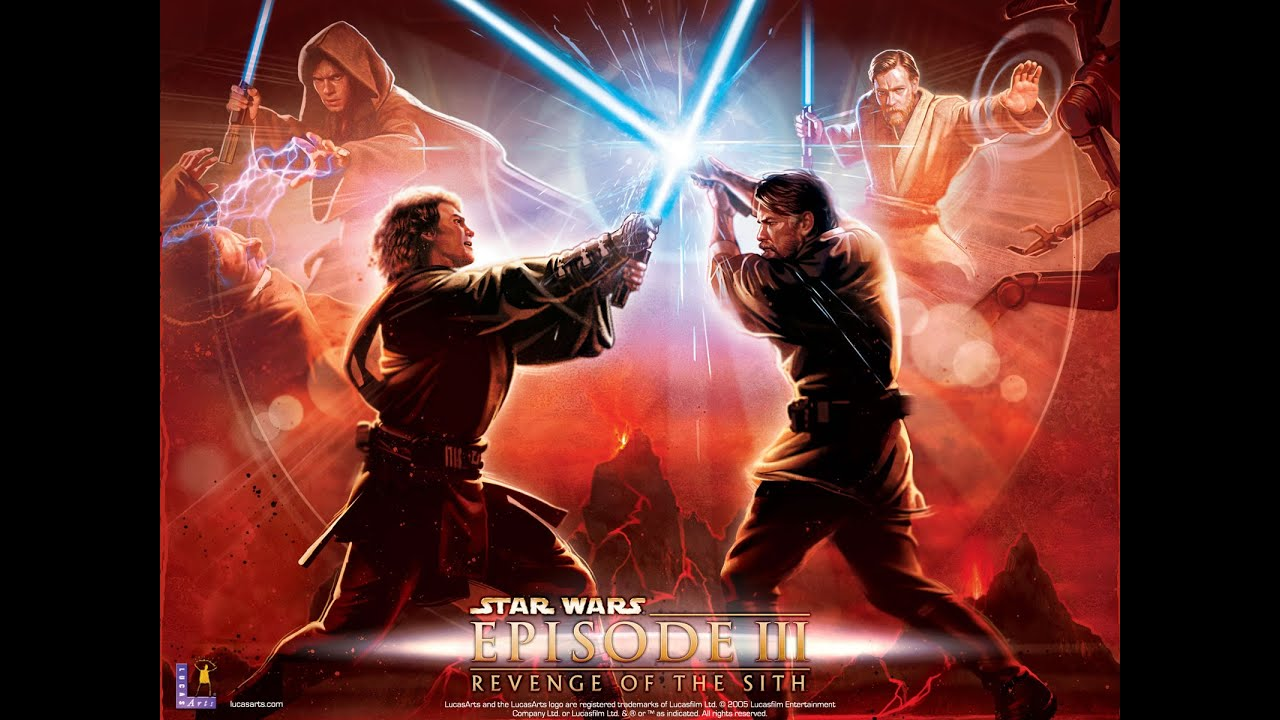 Star Wars Episode 3 Der Ganze Film Deutsch Youtube