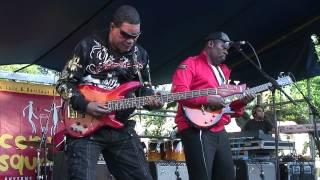 Diblo Dibala Live à New Orleans .