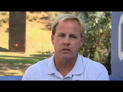 Calmont School Teacher Profile: Coach Daren Springett