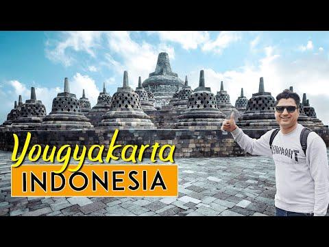 Jogjakarta/Yogyakarta Indonesia Travel VLOG
