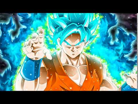 Goku Super Saiyan Blue Wallpaper Made with Live Wallpaper Master
