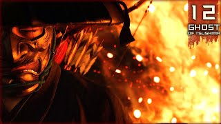 SIX BLADES OF KOJIRO: MYTHIC TALE - YARIKAWA! | Ghost of Tsushima Walkthrough Gameplay (PS4 Pro) #12