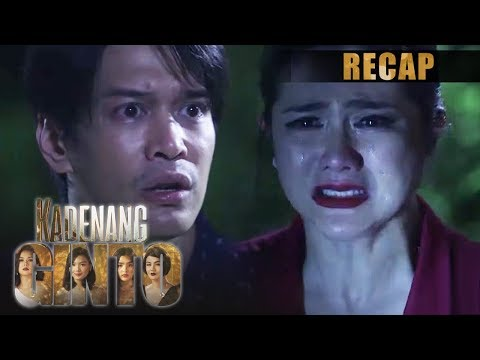 Daniela reveals their dead child to Carlos | Kadenang Ginto Recap (With Eng Subs)