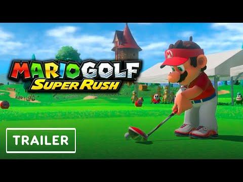 Mario Golf Super Rush - Game Modes Trailer | E3 2021