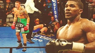Most Explosive 1st Round Knockouts In Boxing