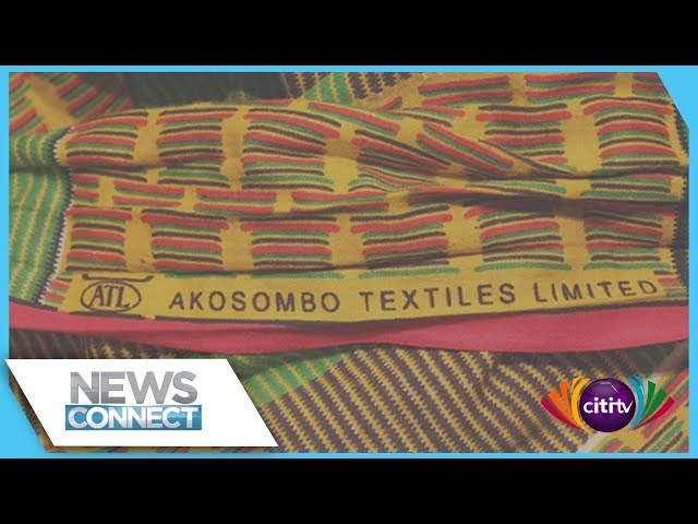 News Connect - Textile companies in Ghana complain about piracy of products