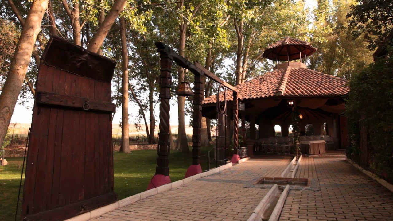 Jardin el botero bodas y eventos en madrid youtube for Jardin el botero