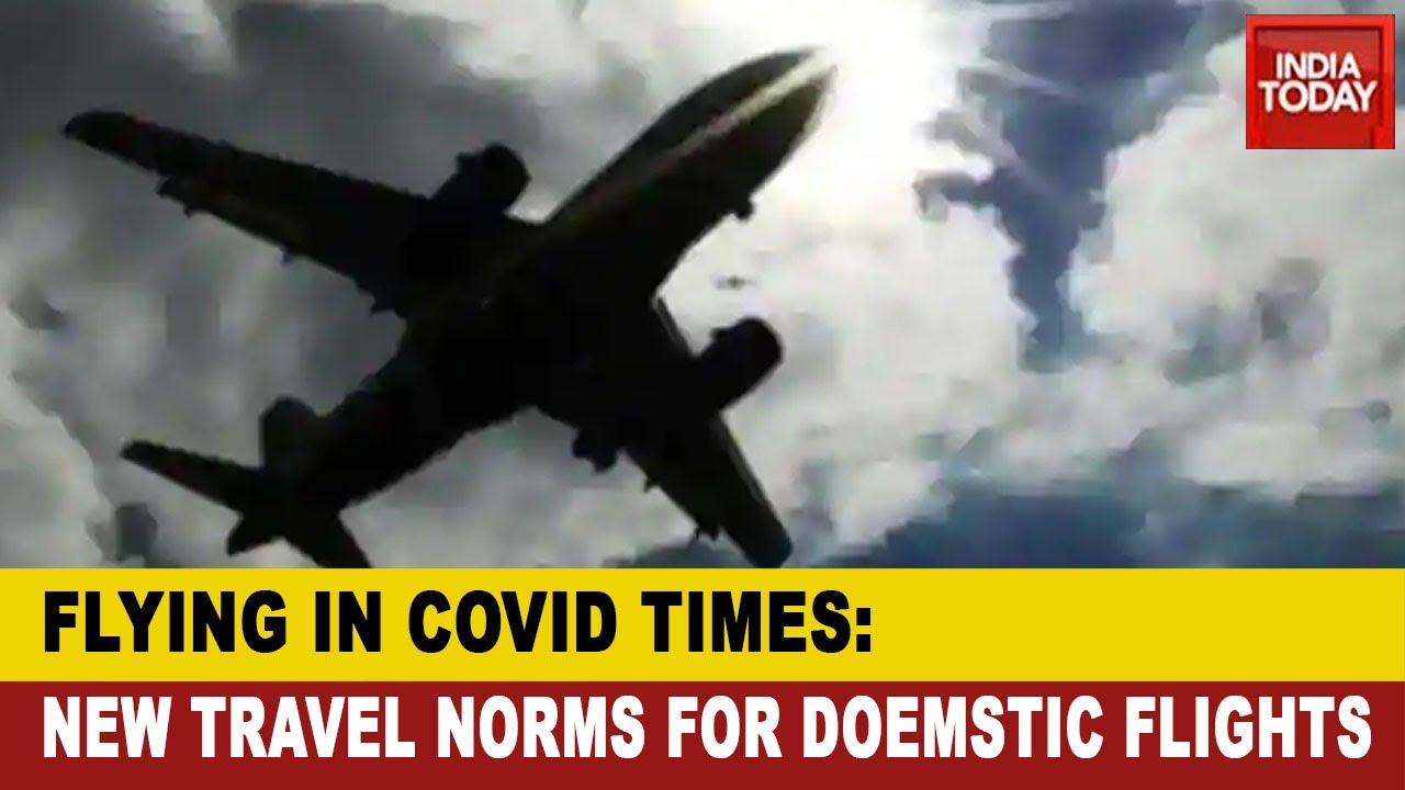 Flights Resume Operations India Unlocks Domestic Travel With New Norms Youtube