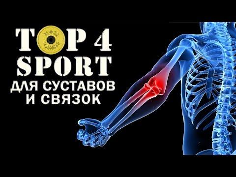 Top 4 Sport Лучшие добавки для суставов и связок
