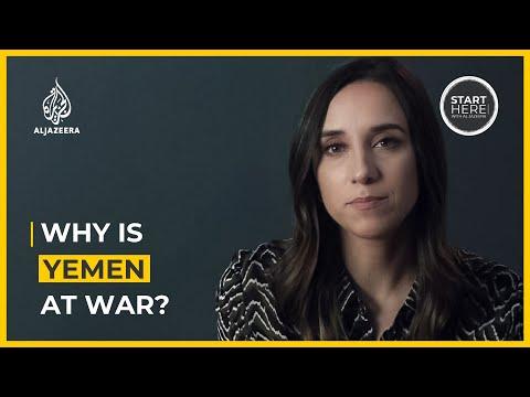 Why is Yemen at war?   Start Here