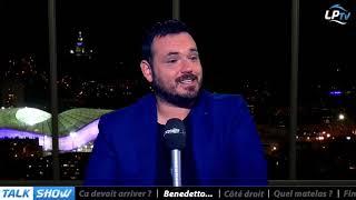 VIDEO: Talk Show : comment réveiller Benedetto à l'OM ?
