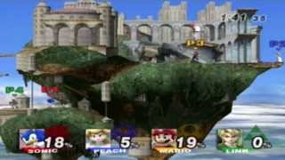 Super Smash Bros. Brawl Online Matches (RG121)