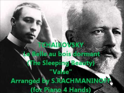 Tchaikovsky/Rachmaninoff: Valse from