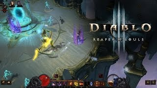 Storming the Pandemonium Gate - Diablo III: Reaper of Souls Gameplay
