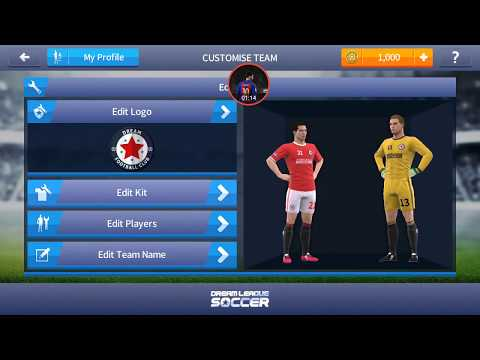 How to import Logo & Kit FC Barcelona in Dream League Soccer 2017 | By Thiago Leo