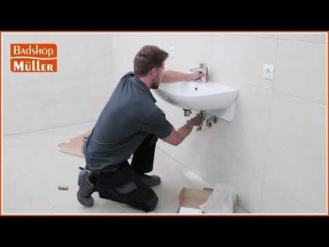 armatur-richtig-montieren-und-anschließen-(waschbecken)