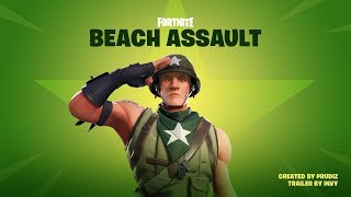 Beach Assault LTM - Game by Prudiz - Trailer by INVY
