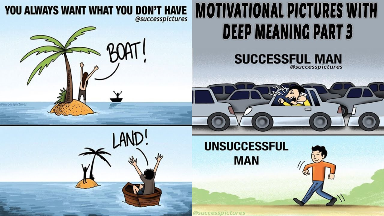 Top 40 Motivational Pictures With Deep Meaning || Pictures More Powerful Than words