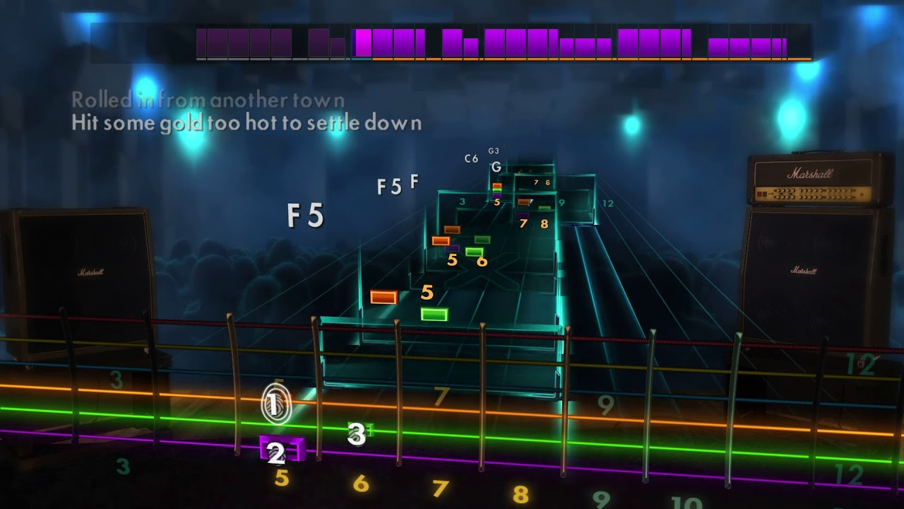 Electric Light Orchestra - Evil Woman [YLedbetter] [Lead] Rocksmith Disconnected Mode #1