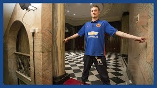 Inside Ryan Giggs and Gary Neville's 'luxury' Manchester squat