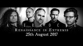 AKERCOCKE - Renaissance in Extremis !  HECATE ENTHRONED !!  Wit's End Club in Deep Ellum