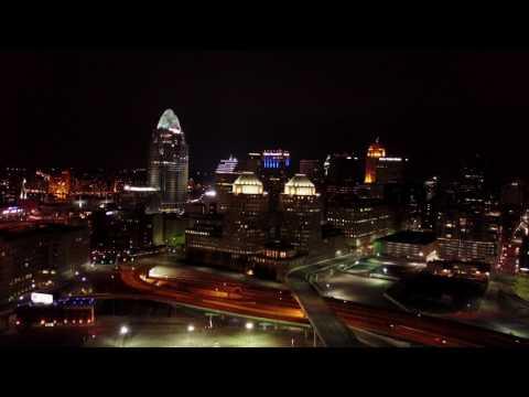 Cincinnati Night Flight