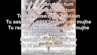 KABHI YAADON MEIN (LYRICS) – ARIJIT SINGH ft Pala Muchhal   DIVYA KHOSLA KUMAR