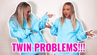 TWIN PROBLEMS ~ THE RYBKA TWINS