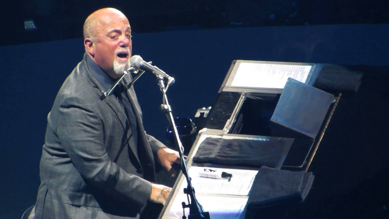 Billy Joel Piano Man Billy Joel Piano Man Youtube