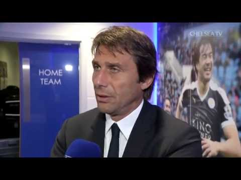 ANTONIO CONTE HAS A MESSAGE FOR THE FANS