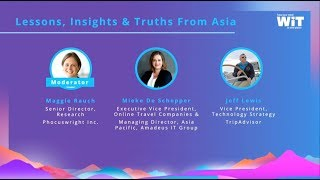 Gambar cover Lessons, Insights & Truths From Asia - WiT at Phocuswright Europe 2019
