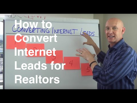 The Truth about How to Convert Internet Leads for Real Estate Agents - Kevin Ward