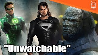 Snyder Cut of Justice League said to be Unwatchable