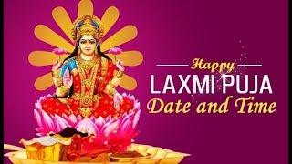 Diwali 2018 Date, Laxmi Pooja Shubh Muhurat Time