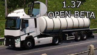 1 37 Open Beta | Euro Truck Simulator 2