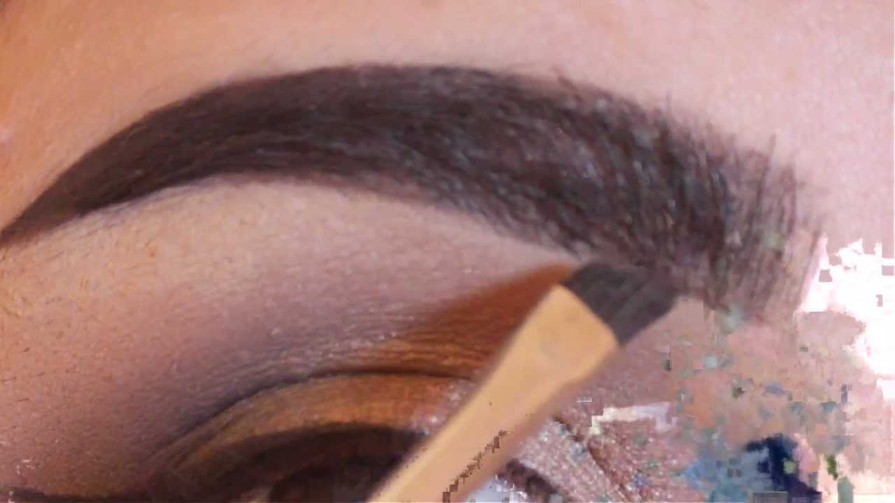 6c84c88796dfb ALL ABOUT LASHES - part 2 - شلون اسوي حواجبي؟ - YouTube
