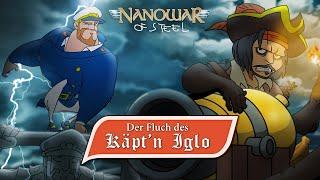 NANOWAR OF STEEL - Der Fluch des Kapt'n Iglo (Official Video) | Napalm Records