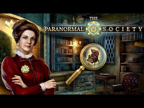The Paranormal Society™: Hidden Adventure, July 2016