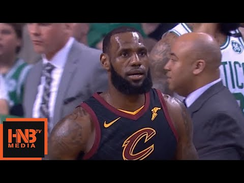 Cleveland Cavaliers vs Boston Celtics 1st Qtr Highlights / Game 5 / 2018 NBA Playoffs