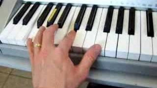 Keyboard - Indian Music: Raga Bilaval