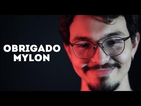 OBRIGADO, MYLON!