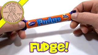 Cadbury Finger Of Fudge Chocolate Candy Bar - Uk Snack Tasting Series