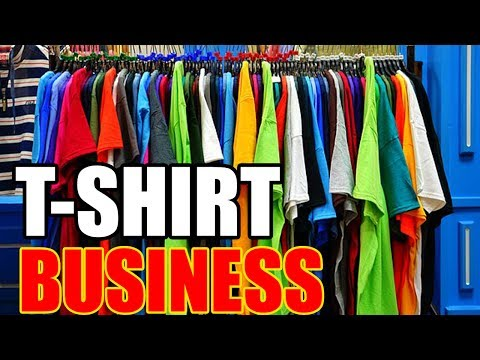 Thumbnail: T Shirt Business Easily Earn Rs.25,000 Per Month | Small Business Ideas