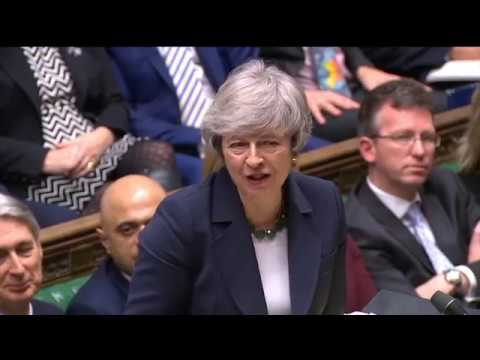 Prime Minister's Questions: 13 February 2019