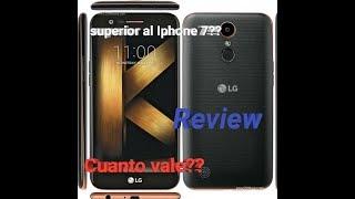 LG K20 plus Review Español Quieres uno?