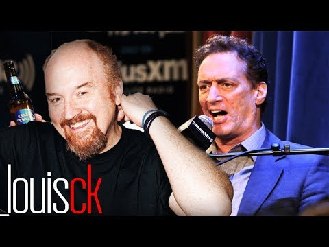 Louis CK -  Caller makes Anthony LOSE IT