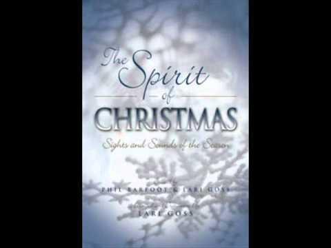 "Lari Goss ""The Spirit Of Christmas""Easter word music"