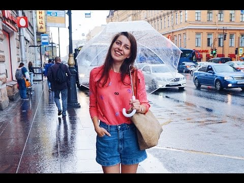 Бежевая блузка - с чем носить - YouTube