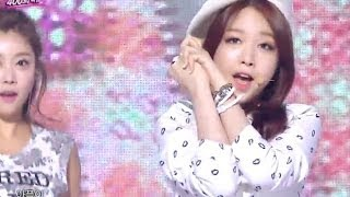 Girl's Day - I Love You, 걸스데이 - 너를 사랑해, Music Core 20140308